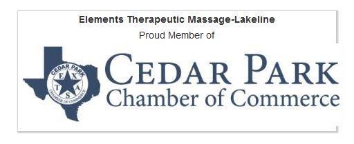 Cedar Park Chamber of Commerce logo