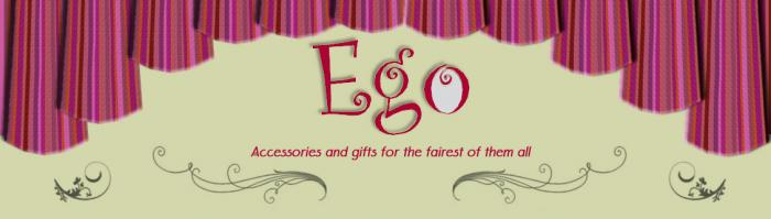 Ego Accessories logo