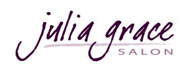 Julia Grace Salon logo