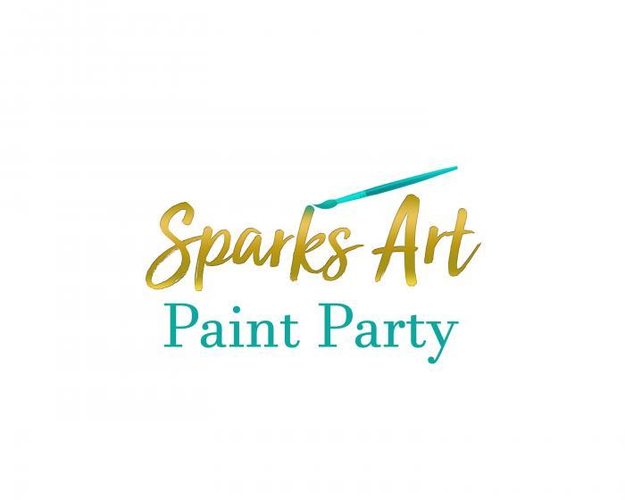 Sparks Art logo