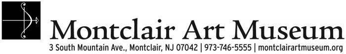 Montclair Art Museum logo
