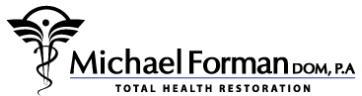 Michael Forman logo
