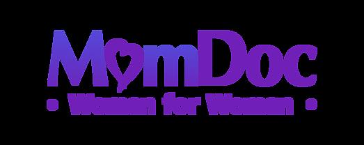 MomDoc Women for Women logo