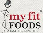 My Fit Foods logo