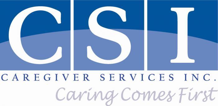 Caregiver services logo