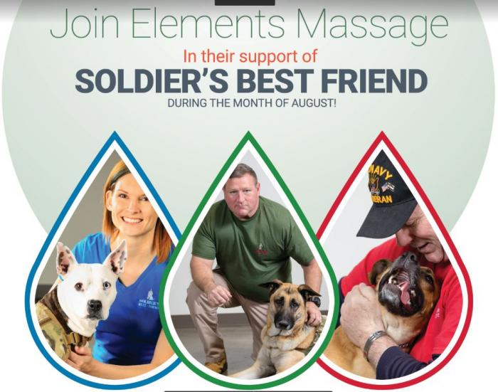 Soldier's Best Friend logo