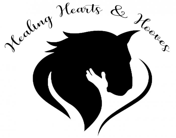 Healing Hearts and Hooves logo