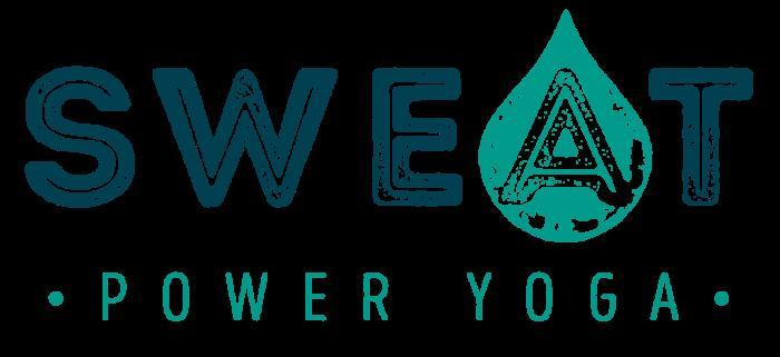 Sweat Power Yoga logo