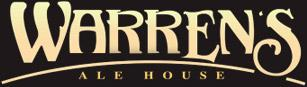 Warren's Ale House logo