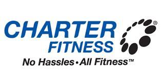 Charter Fitness logos