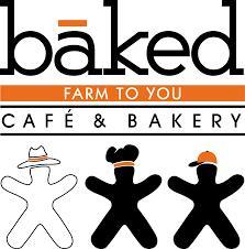 Baked Cafe and Bakery logo
