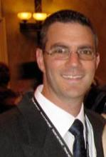 Dr. Michael Sredniawski headshot Logo