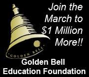 Golden Bell Education Foundation logo