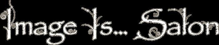 Image Is Salon logo