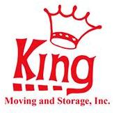 King Moving and Storage logo