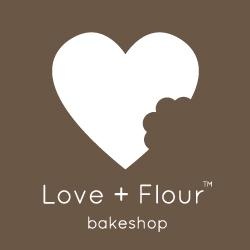 Love and Flour Bakery logo