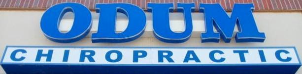 Odum Chiropractic logo