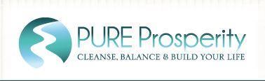 Pure-prosperity logo