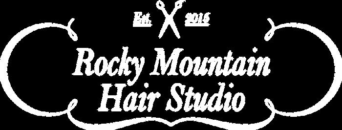 Rocky Mountain Hair Studio logo