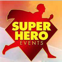 Super Hero Racing logo