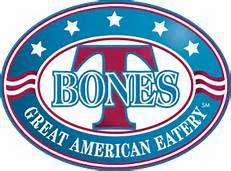 T-Bones logo