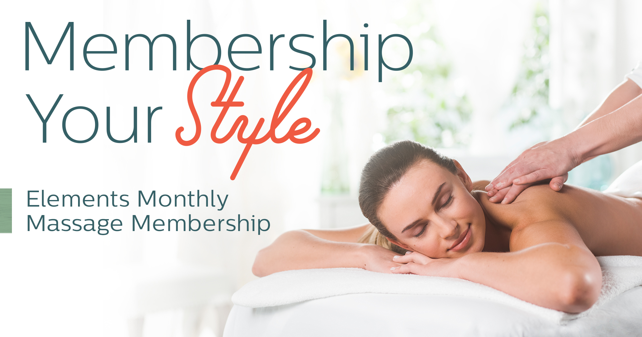 monthly wellness membership