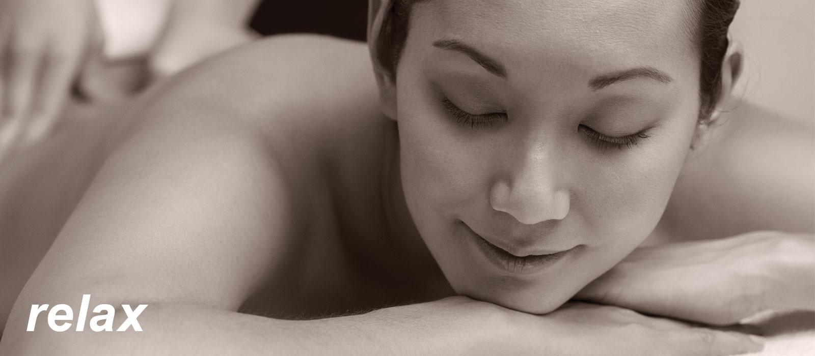 Women Receiving A Relaxing Massage