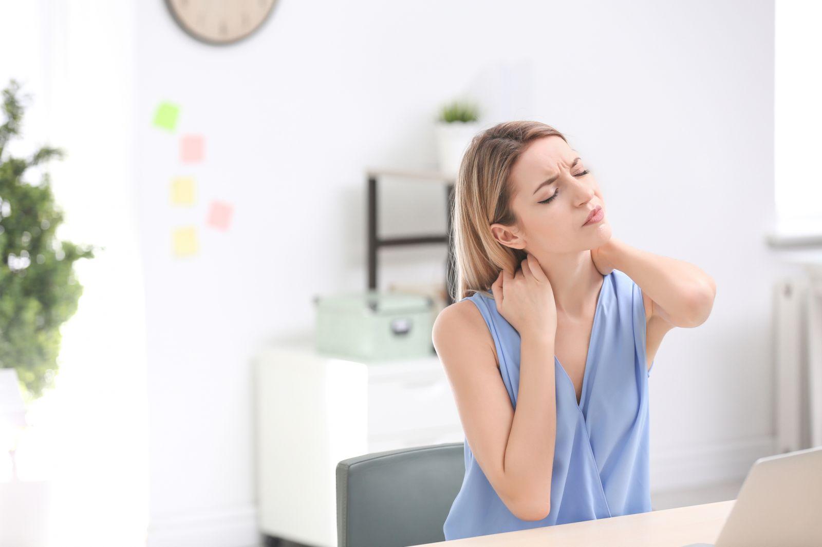 Fik nakkepine typer massager, der kan hjælpe elementer-6909