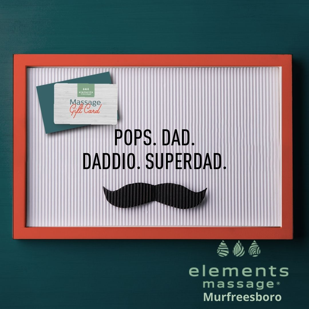 Father's Day Special Deal Image of mustache