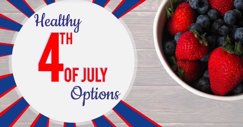 healthy 4th of July options