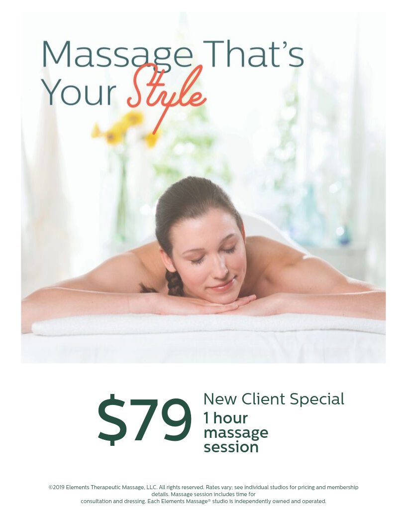 $79 new client special