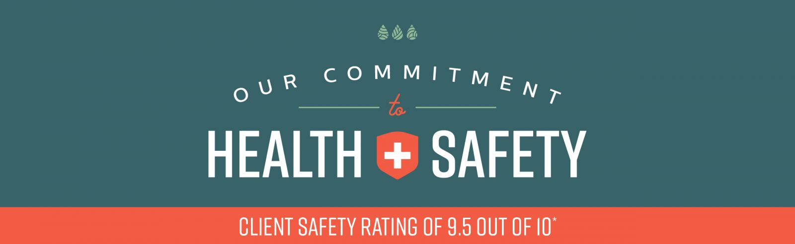 client safety rating 9.5 out of 10