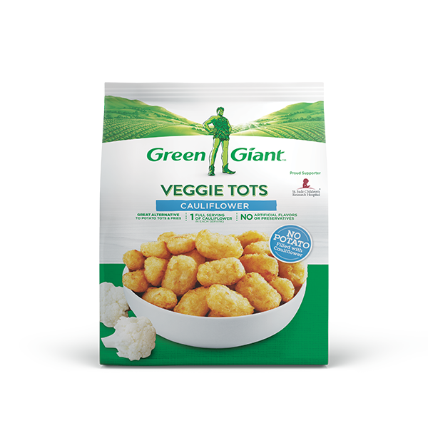 green giant veggie tots