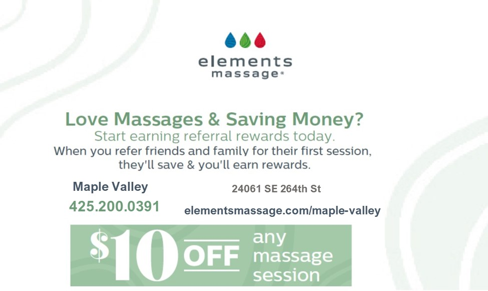 $10 off any massage session