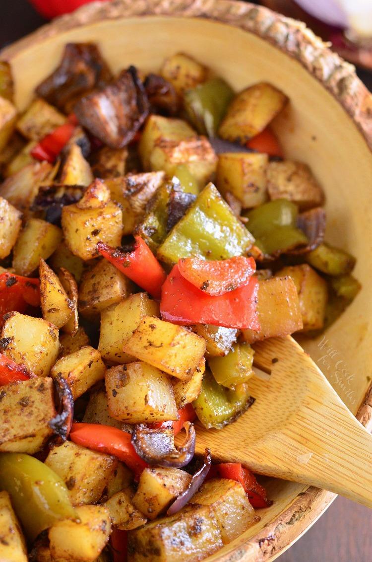 healthy version of potato salad