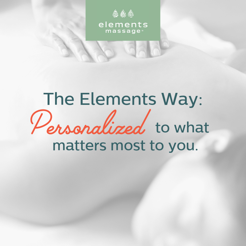 personalized to what matters most to you