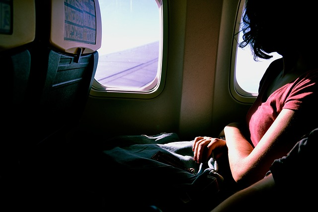 6 Tricks to Ease Aches on a Long Flight