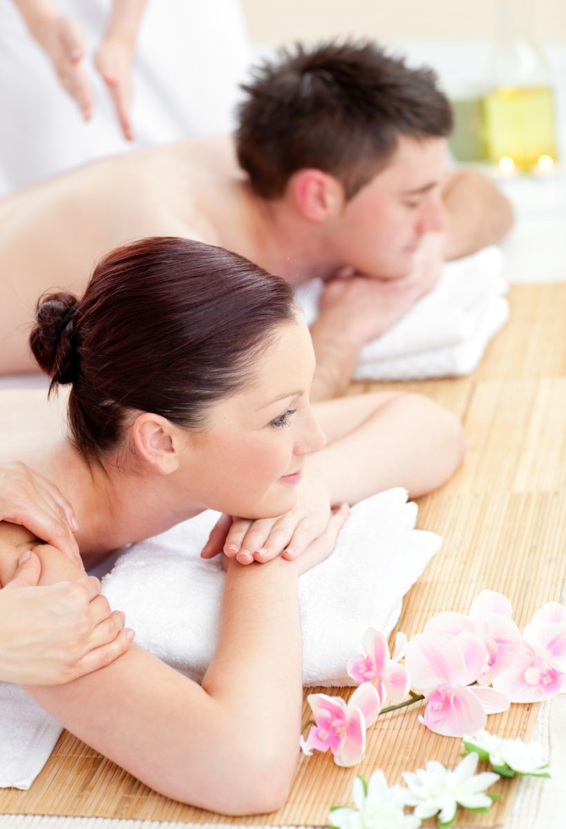 Try a Couples Massage this Valentine's Day | Wellness News ...
