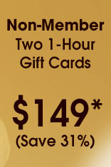 holiday massage gift card sale