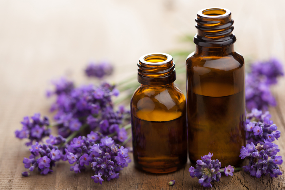 aromatherapy helping with anxiety