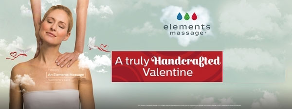 valentine's weekend special massage, valentine's massage packages.