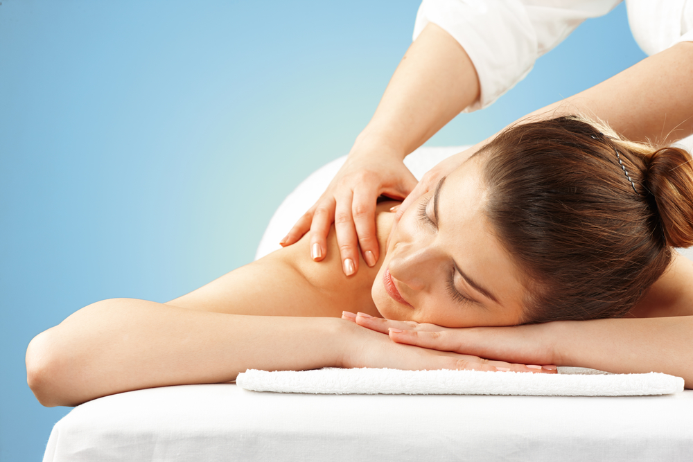 Summer massage active sore muscles self care